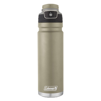 Coleman   24oz. Freeflow Stainless Steel Hydration Bottle