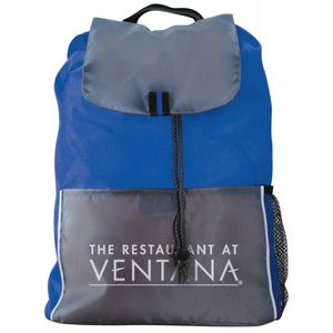 Adventure Drawstring Back Pack