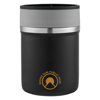 Coleman Lounger Can Stainless Steel Coozie