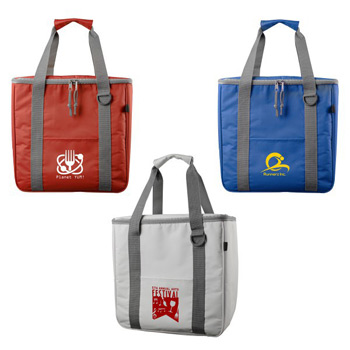 Game On Cooler Tote