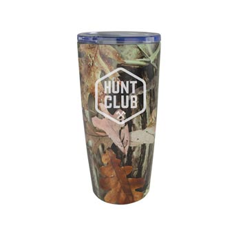 20oz. Camo Viking Tumbler