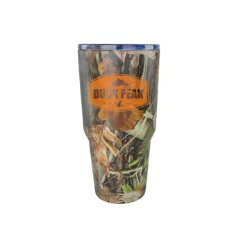 30oz. Camo Viking Tumbler