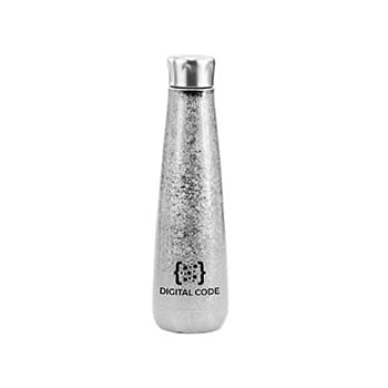 16OZ. METALLIC ICE PERISTYLE BOTTLE