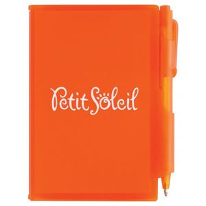 Composition Jotter Pad w/ Pen