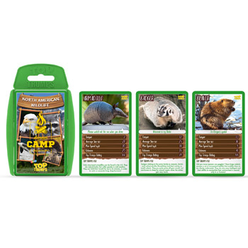 TOP TRUMPS® CARD GAMES