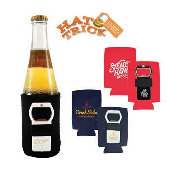 Hat Trick   Bottle Opener Kit