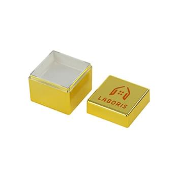 METALLIC BOX LIP BALM