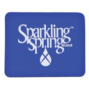 "1/8"" Rubber Backed Mousepad"