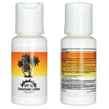 1oz. SPF 30 Sunscreen Lotion