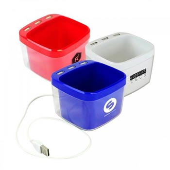 USB Powered Mini Bin